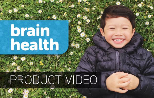 brain health in kids