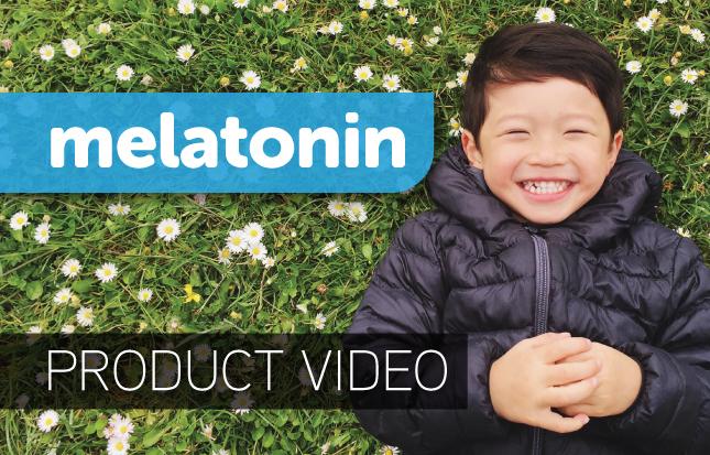 melatonin for kids - video