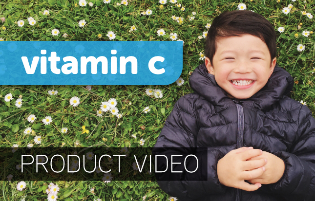 quality vitamin c for kids - video