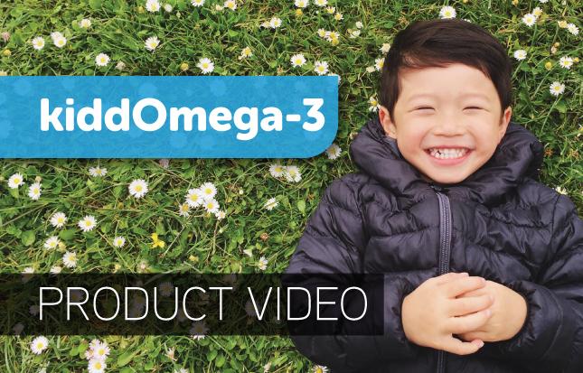 Omega-3 supplement for kids