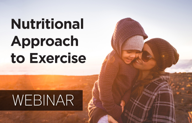 Nutritional Approach to Excercise