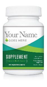 private label supplement
