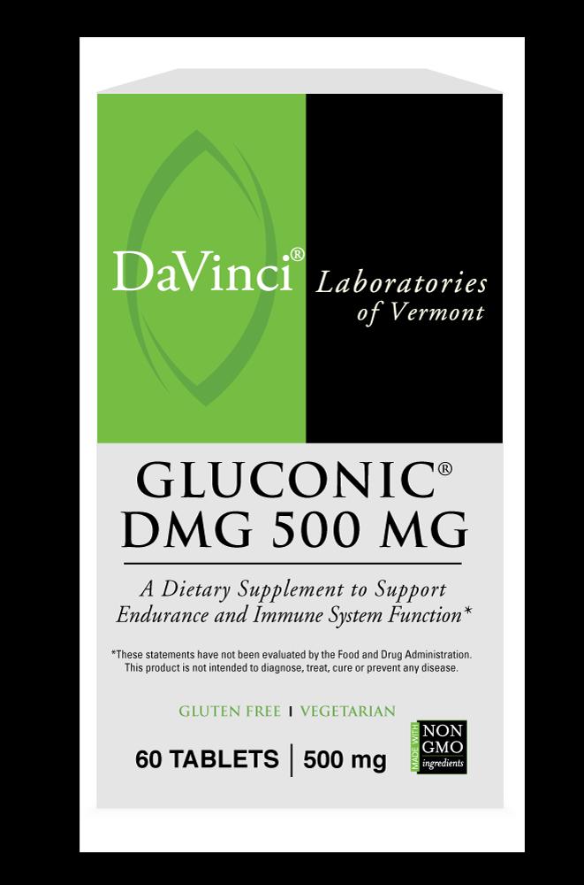 Gluconic DMG 500 MG