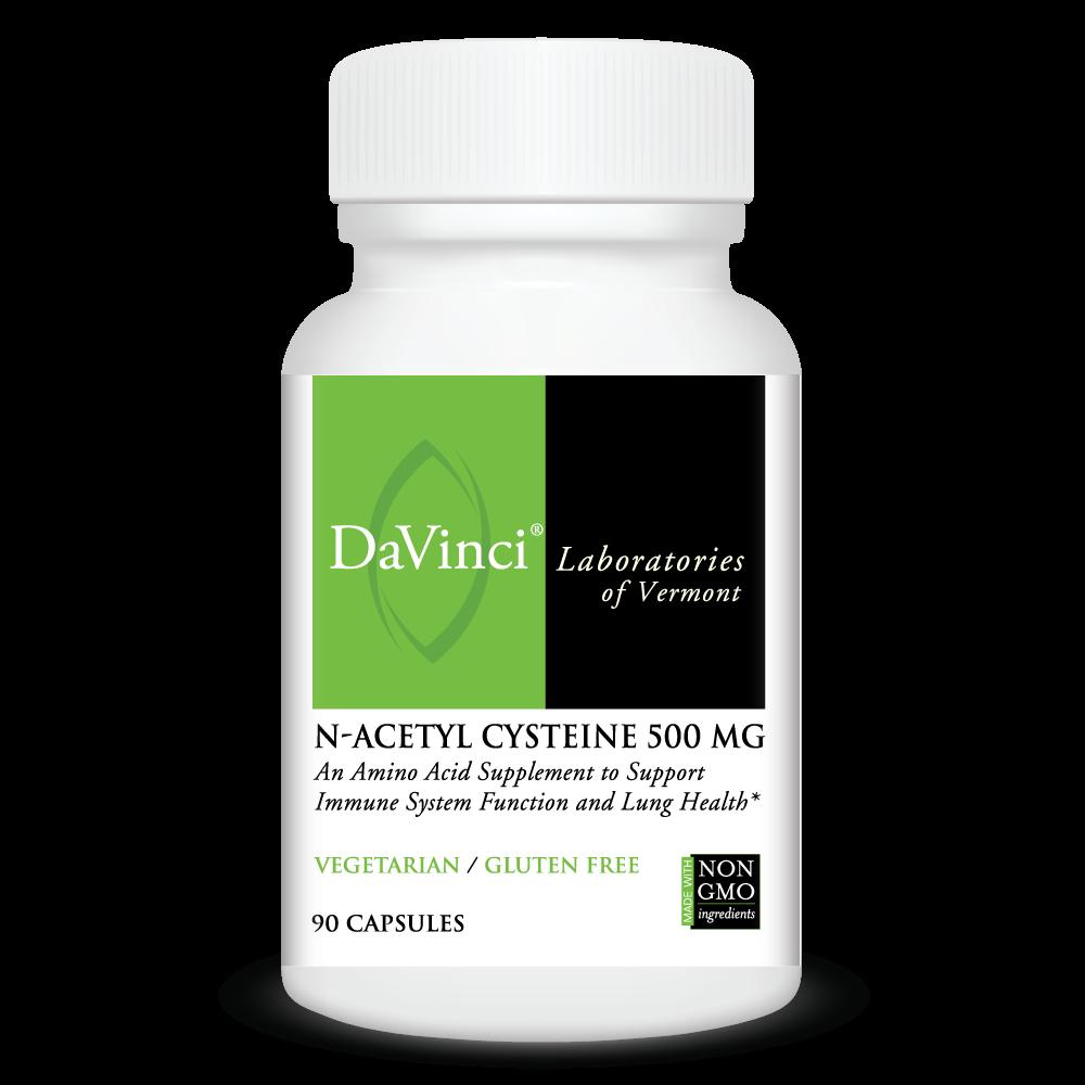 N-Acetyl Cysteine 500 MG