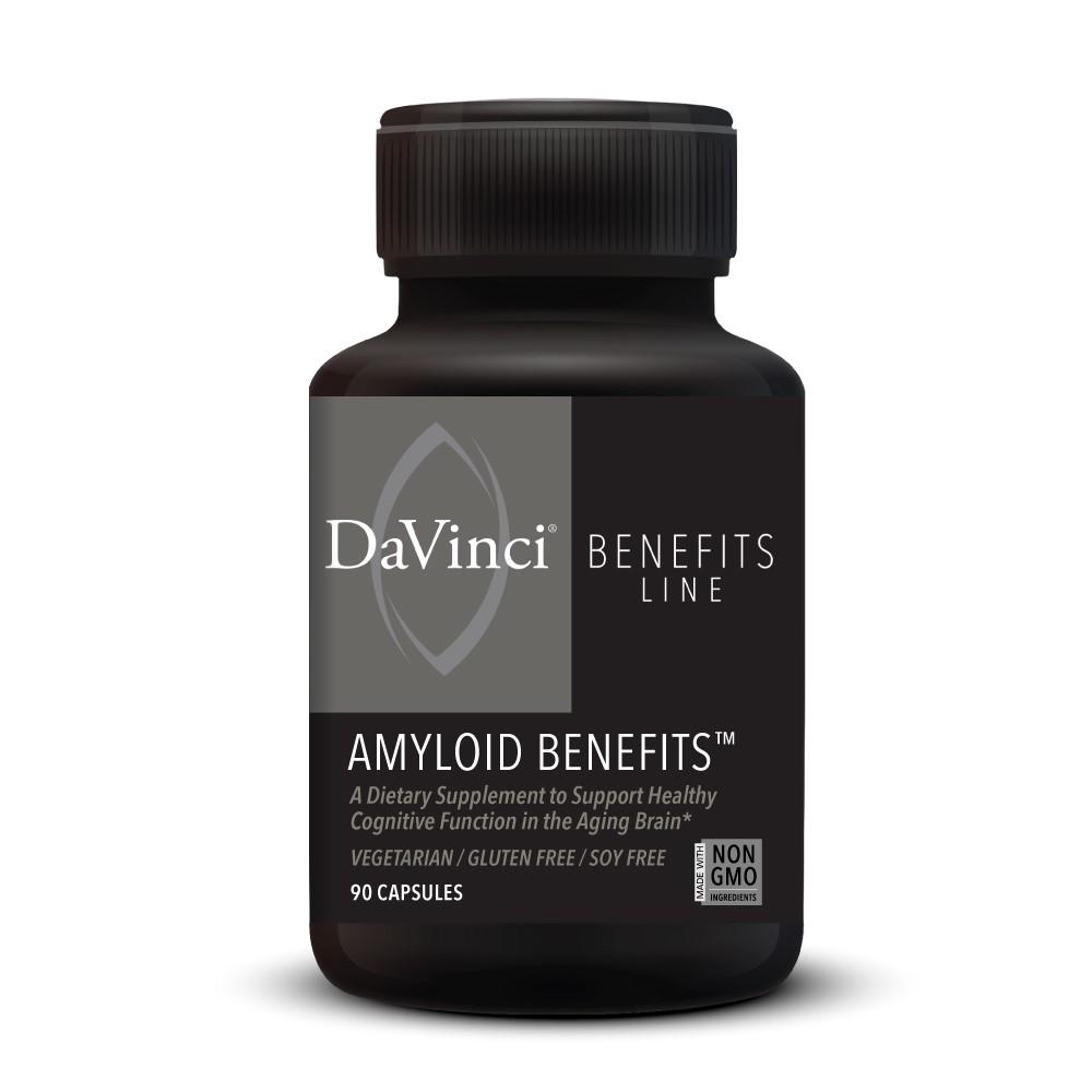 amyloid Benefits