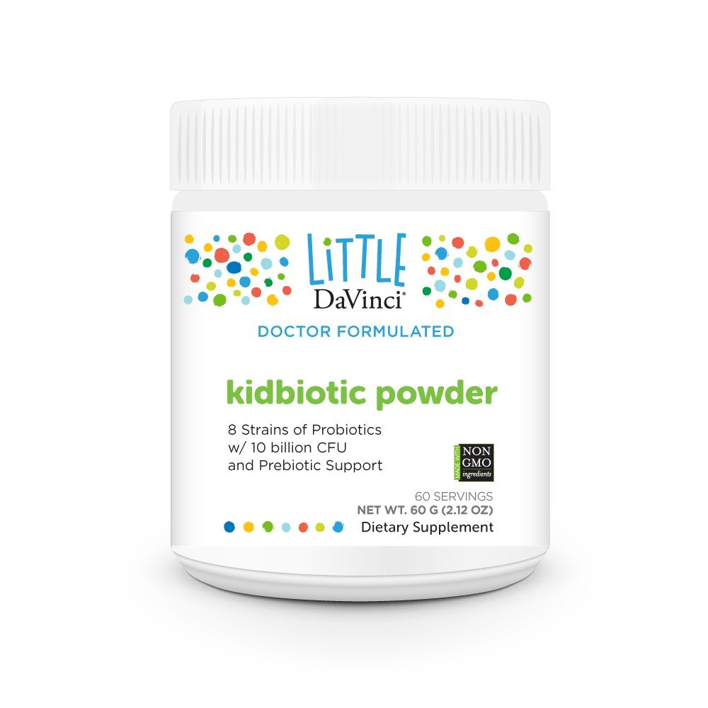 kidbiotic powder